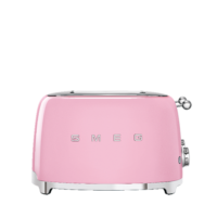 SMEG Vier-Schlitz-Toaster